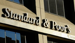 Fachada de Standard and Poors.