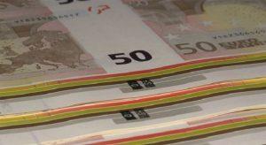 La rentabilidad del bono español a diez años se ha situado en un mínimo histórico del 2,547%.