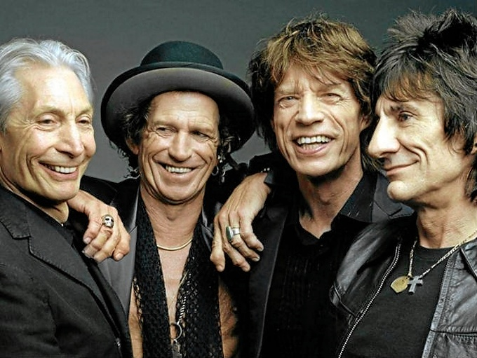 Madrid acoge una exposición con 50 fotografías de los Rolling Stones