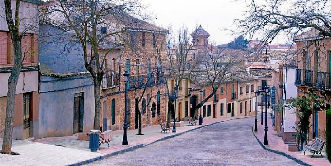 Imagen de Torre de Juan Abad.