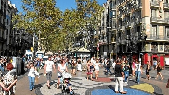 El número de turistas extranjeros creció un 9,2% en los cuatro primeros meses de 2014