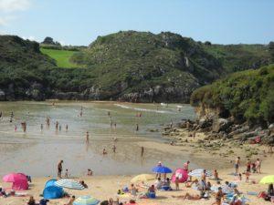En el primer trimestre, España recibió 10 millones de turistas extranjeros.