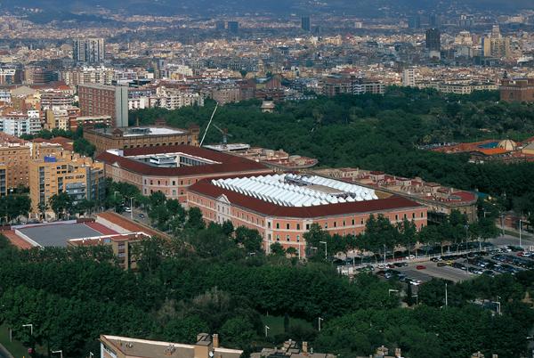 Campus de la Universidad Pompeu Fabra. / Foto: www.upf.edu