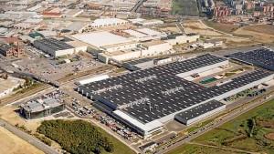 Fábrica de Mercedes en Vitoria. / Foto: www.mercedes-benz.es