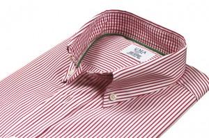 Las camisas son fabricadas con algodón ecológico.
