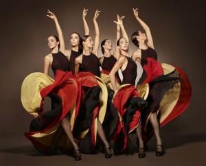 El Ballet Nacional.