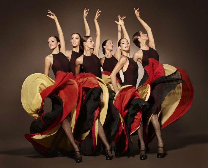 El Ballet Nacional inmortalizado en la exposición 'Bailando Sorolla'
