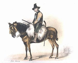 El Tempranillo de John Frederick Lewis.