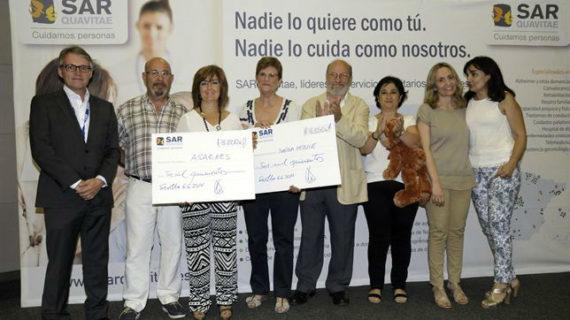 Donan un fondo para proyectos de ayuda a personas con discapacidad