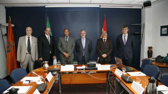 España y Argelia intercambian experiencias en protección civil y emergencias