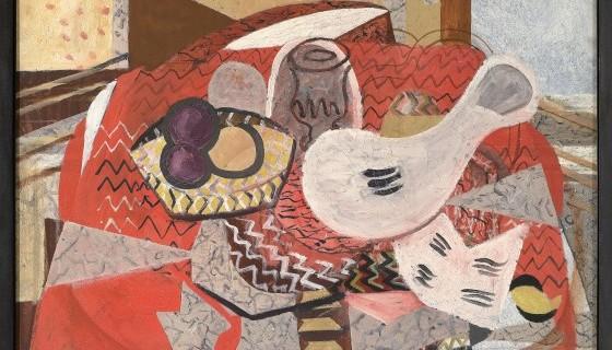 El Museo Guggenheim de Bilbao ofrece una exposición retrospectiva de Georges Braque