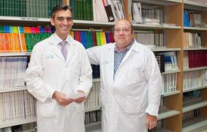 Médicos que han participado en la intervención.