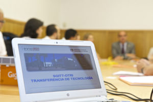 Servicio de Gestión de la Investigación y Transferencia de Tecnología (SGITT-OTRI)