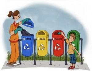 Reciclar.