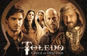 La serie 'Toledo' también grabó algunas de sus escenas en el pueblo segoviano.