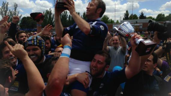 VRAC Quesos Entrepinares revalida la Liga de rugby