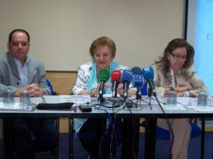 Los investigadores han presentado el proyecto en rueda de prensa.