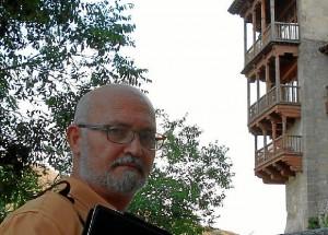 El investigador y profesor Ángel Calvo.