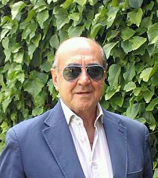 Calderón fue directivo del Real Madrid como su padre.