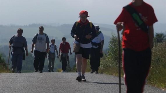 Los peregrinos que recorren este año el Camino de Santiago aumentan un 8% y alcanzan los 63.541