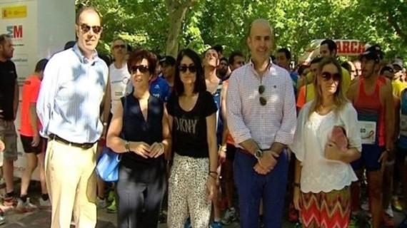Cerca de 3.000 participantes en la VII Carrera por la lucha contra el VIH