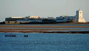 La fortaleza de la ciudad de Chiclana. / Foto: wikipedia