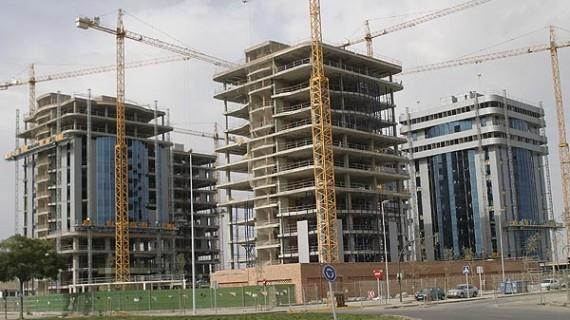 La actividad en la construcción en España registra la mayor subida de la eurozona en noviembre