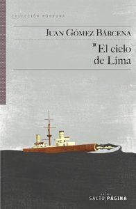 Portada del libro 'El cielo de Lima'.