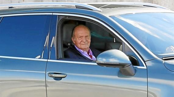 El Gobierno confirma que hará aforado a Don Juan Carlos a través de una ley orgánica
