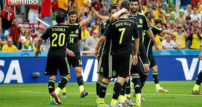 España se despide de Brasil con una victoria