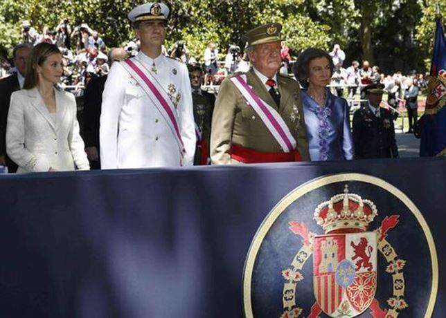 Los Reyes y los Príncipes de Asturias han presidido el acto.