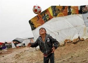 La iniciativa busca prevenir la violencia contra los niños. / Foto: Unicef.