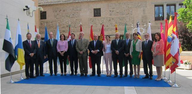 Presidentes de parlamentos autonómicos se comprometen a seguir avanzando en la transparencia de sus Cámaras