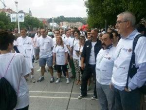 I Marcha Solidaria Fundación Síndrome de Down y otras discapacidades intelectuales