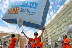 La campaña ha logrado recaudar más de 30.000 euros. / Foto: Fundación Josep Carreras.