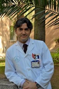 Gonzalo Haro Cortés, responsable del Programa de Patología Dual Grave del Hospital Provincial de Castellón.