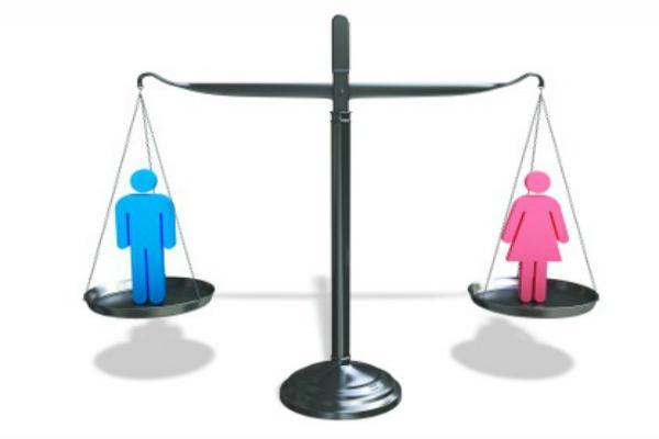 Igualdad de género.