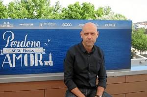 El director de cine Joaquín Llamas.
