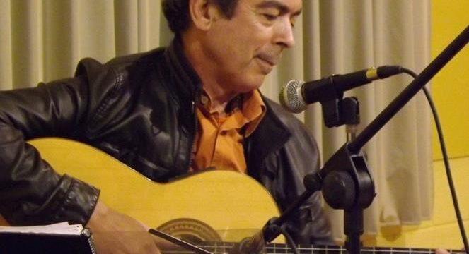 José María Maldonado, el cantautor del Camino de Santiago