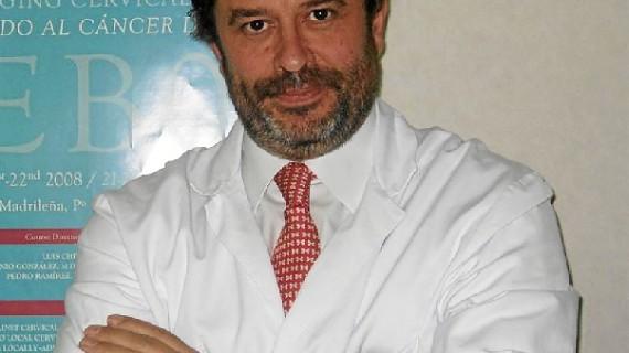 El doctor Luis Chiva, nuevo miembro del Comité Científico de la Society of Ginecologic Oncology