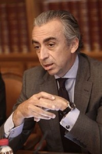 Secretario de Estado de Hacienda, Miguel Ferre.