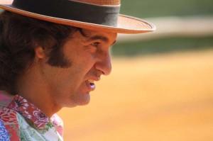 El torero Morante de La Puebla. / Foto:  Juan Manuel Suárez García.
