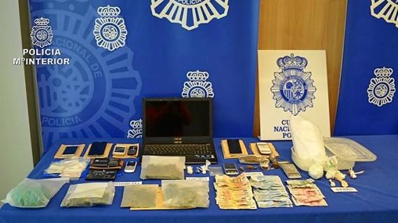 La 'Operación Mendo' se salda con 27 detenidos en Logroño por tráfico de drogas