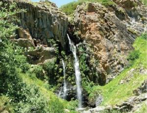 Cascada de Mazobre.