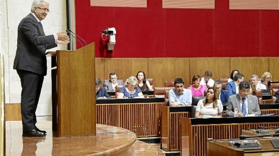 El Parlamento andaluz aprueba por unanimidad la Ley de Transparencia
