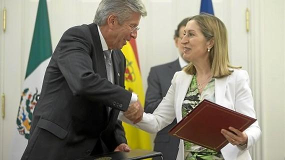 España y México sellan varios acuerdos con motivo de la visita de Estado del presidente mexicano