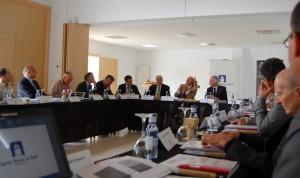 Reunión del Patronato de la Fundación Santa María la Real.