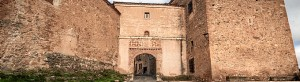 La cárcel medieval de Pedraza.