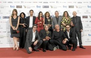 Asistentes a la gala de los Premios Iris. / Foto: Iván del Monte.