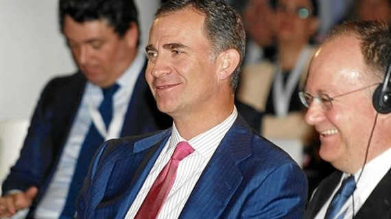 De Príncipe de Asturias al Rey Felipe VI